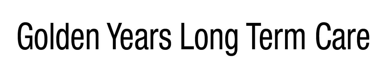 Golden Years Long Term Care logo