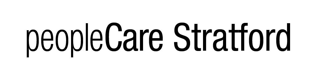 peopleCare Stratford logo