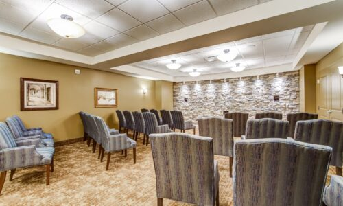 The Grand Theatre at Oakcrossing Retirement Living
