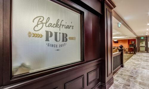 Blackfriars Pub at Oakcrossing Retirement Living