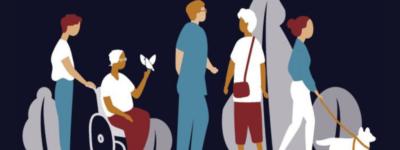 peopleCare Walk to Wellness logo